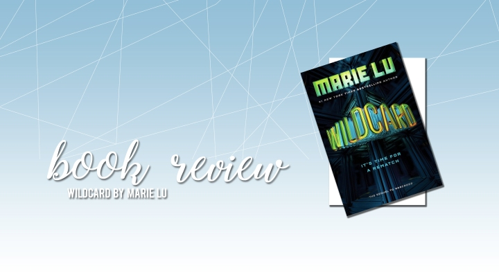 Book Review: Wildcard by MarieLu